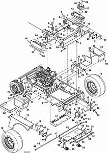 Tractor Assembly Model 721d 2004