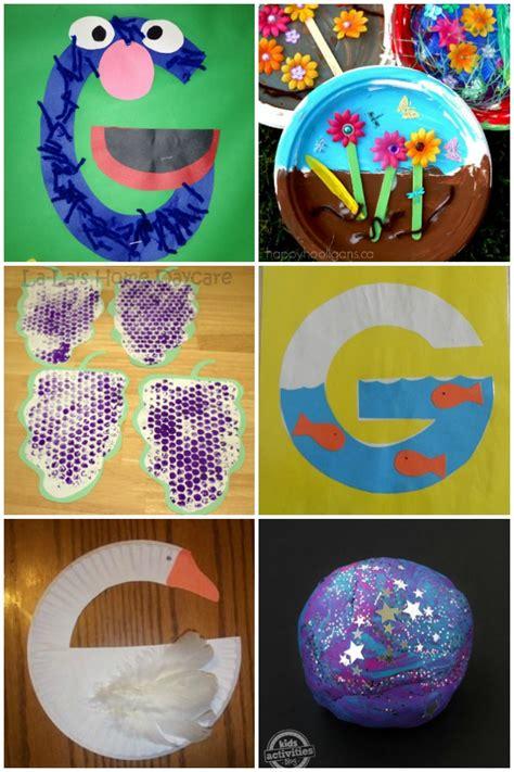 letter  crafts activities kids activities blog