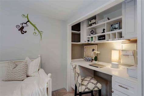 Small Bedroom And Office by 25 Fabulous Ideas For A Home Office In The Bedroom