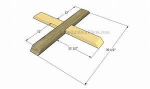 How To Build A Coat Rack Base Plans DIY Free Download