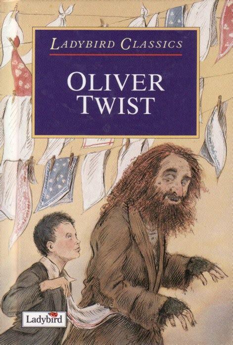 hunger a novel oliver twist ladybird book classics gloss hardback blue 1995