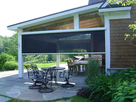 Porch Shades Lowes by Outdoor Shades For Screened Porch Lowes Home Design Ideas