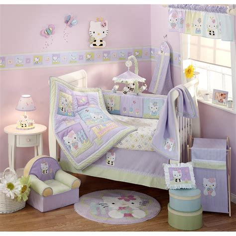 Gorgeous Baby Girl Rooms Baby Nursery Clipgoo