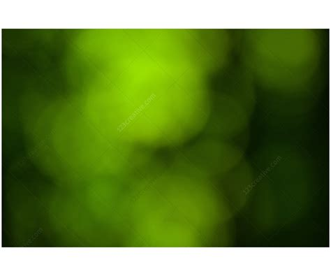 Abstract Blurry Background Green