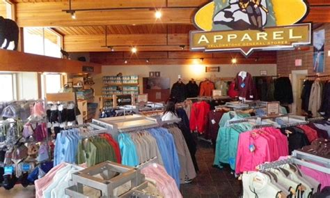 yellowstone national park shopping gifts stores alltrips