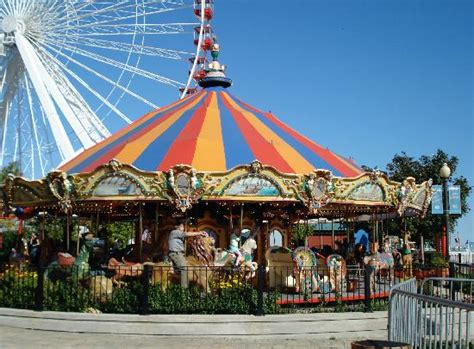 Boat Rides At Navy Pier by Carousel Picture Of Navy Pier Chicago Tripadvisor