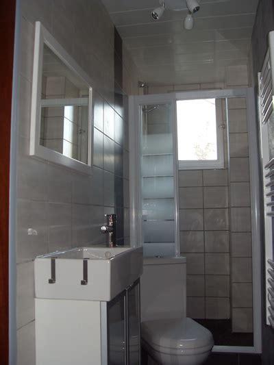 salle de bains de moins de