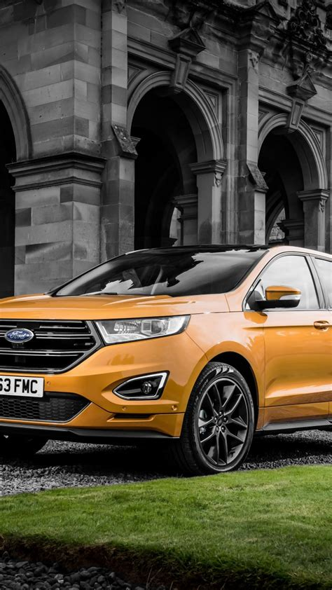 wallpaper ford edge  cars ford  automotive