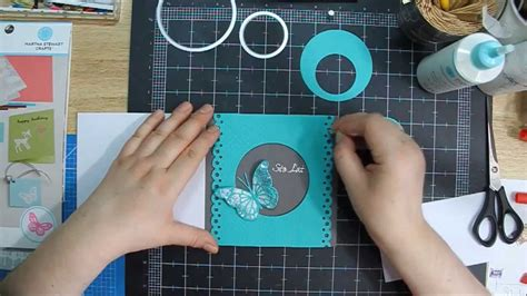 birthday card scrapbooking  hoinka crafts youtube