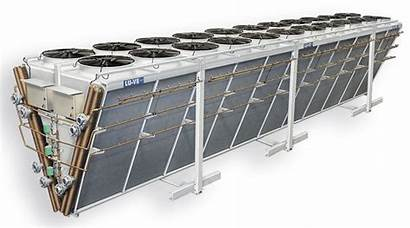 Dry Adiabatic Coolers Spray Condensers System Special