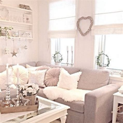 Shabby Chic Zimmer by 25 Charming Shabby Chic Living Room Decoration Ideas