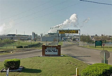 Jackson Alabama Allied Paper Mill