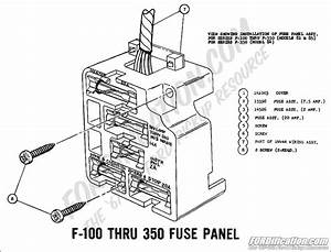 1968 ford f100 wiring diagram fuse box and wiring diagram With ford f100 wiring diagram for a truck on 1968 ford alternator wiring