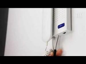 Wasseruhr Einbauen Anleitung : ffnen des t rtelefons ish3x30 youtube ~ A.2002-acura-tl-radio.info Haus und Dekorationen
