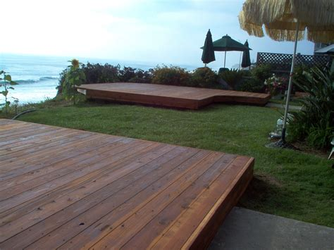 mission patio staining san diego deck and patio