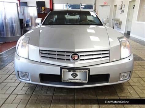 Cadillac Radar by Buy Used 04 Cadillac Xlr Bluetooth Radar Navi Gps In