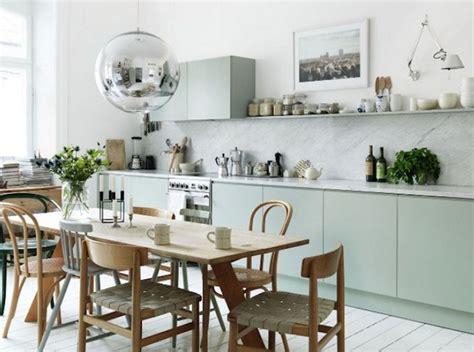 Mint Green Kitchen Decor