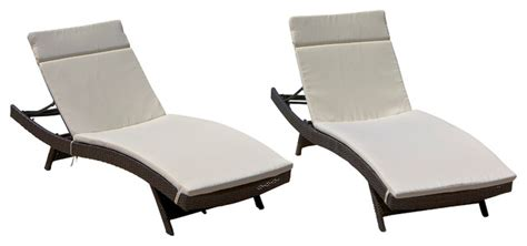 lakeport outdoor adjustable chaise lounge chairs with