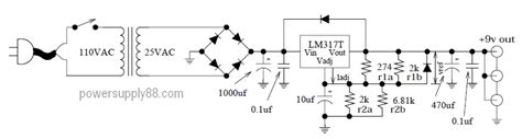super clean vdc power supply circuit power supply circuits
