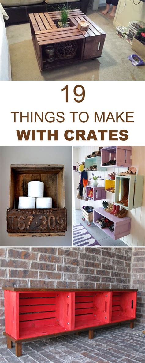 diytotry   cool     crates