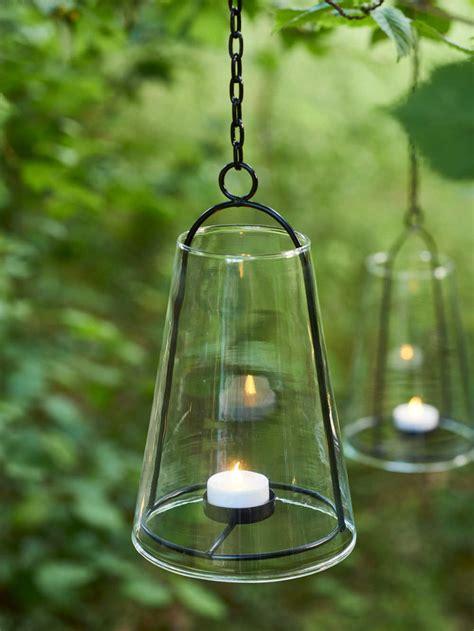 hanging tealight hurricane hanging glass tealight hurricane