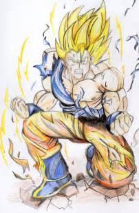 Son Goku Super Saiyan