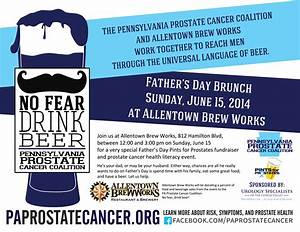 Pints for Prostates - Father's Day Brunch - PA Prostate ...