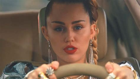 Miley Cyrus And Mark Ronson Are Cruisin For A Bruisin In