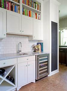 kitchen chalkboard cottage kitchen beth haley design With what kind of paint to use on kitchen cabinets for wine cork wall art