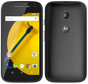 Motorola Moto E (2nd Gen) With 4G LTE, 4.5-inch qHD Screen ...