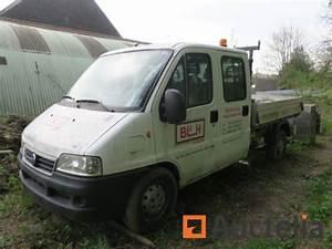 Camionnette Fiat : camionnette fiat ducato double cabine plateau ~ Gottalentnigeria.com Avis de Voitures