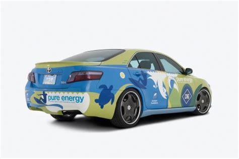 Toyota Camry Hybrid Hd Picture by Toyota Surfrider Camry Hybrid 2009 Hd Pictures