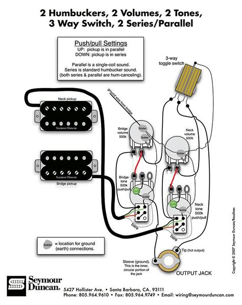 Series Parallel With Wiring Mylespaul
