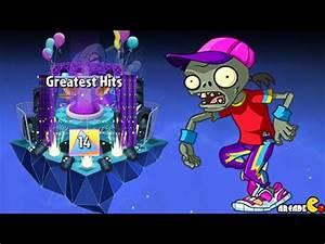 Plants vs Zombies 2 Neon Mixtape Tour Side B Greatest