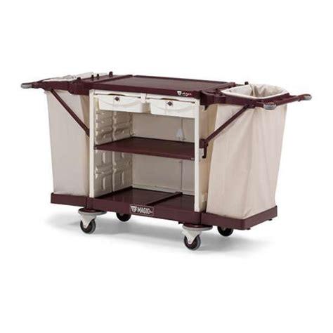 chariot femme de chambre chariots pour femme de chambre equipements hoteliers