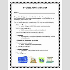 Best 25+ 6th Grade Worksheets Ideas On Pinterest  Grade 6 Math Worksheets, English Spelling