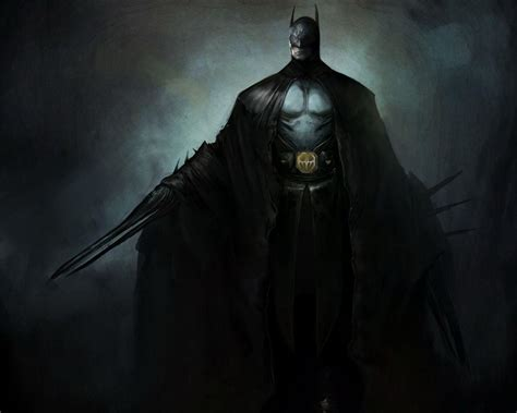 Batman Anime Wallpaper - batman wallpapers and screensavers wallpaper cave