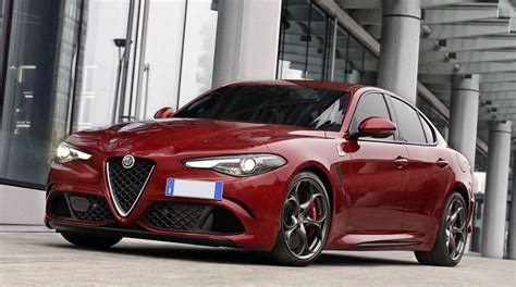 alfa romeo giulia quadrifoglio weight engine lease