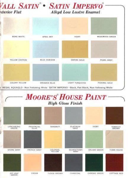 17 best images about color charts on paint