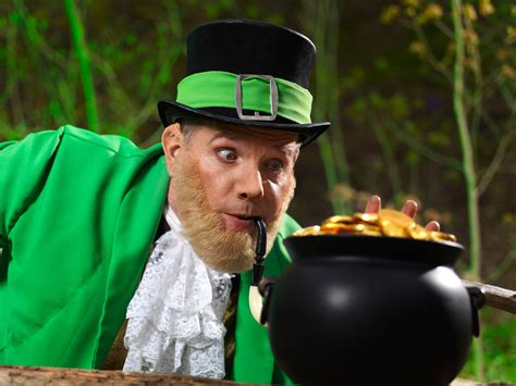 Leprechauns Once Wore Red Not Green And Other Fun Facts
