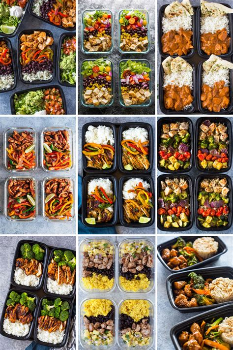 top   minute meal prep chicken recipes gimme delicious