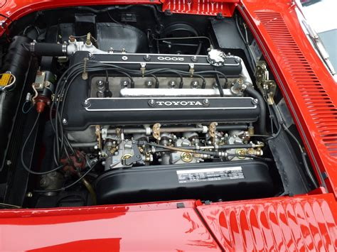 toyota car engine the first japanese super car built by yamaha for toyota