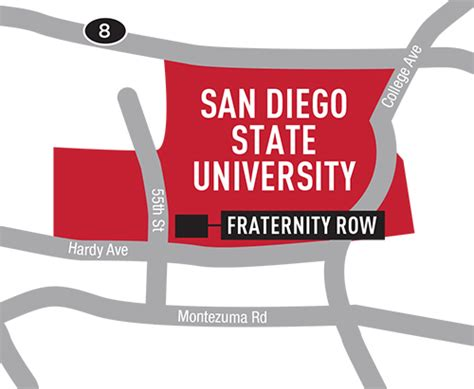 amenities fraternity row student apartments in san diego ca
