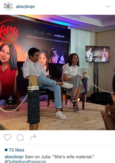 julia montes wife fashion pulis insta scoop sam milby believes julia