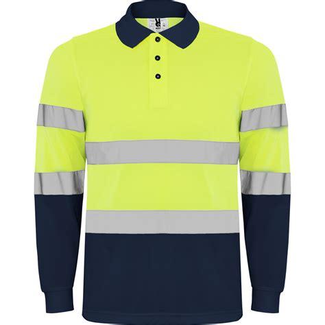 Augstas redzamības polo krekls ar garām piedurknēm - Krekli, T-Krekli - Iepērcieties tiešsaistē ...