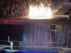 2000 Sydney Olympics Friendship Stick Australia's