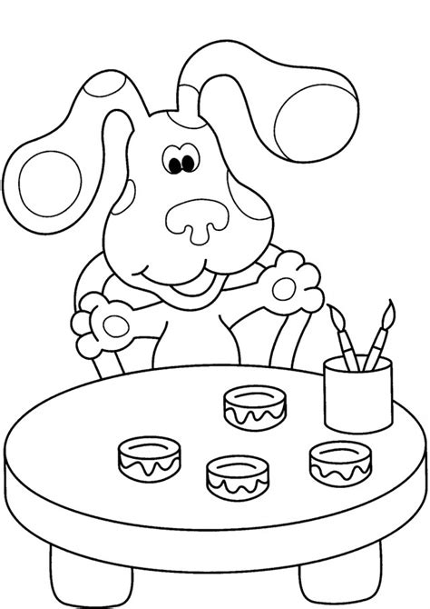 nick jr printable coloring pages az coloring pages