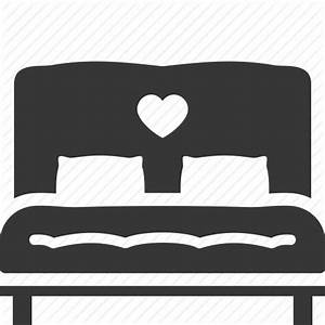 Bed, double room, hotel room icon | Icon search engine