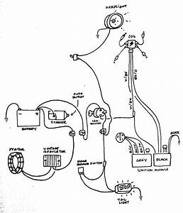 49cc Mini Chopper Wiring Diagram
