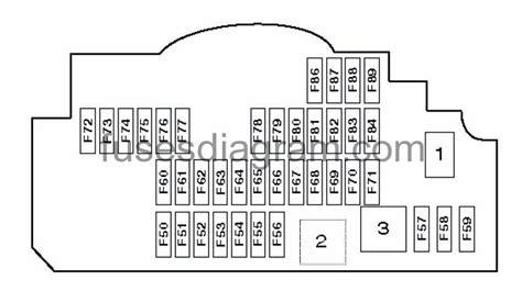 fuse  relay box diagram bmw